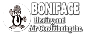 Boniface Heating & Air Conditioning Logo