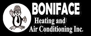 Boniface Heating & Air Conditioning Logo